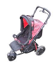 Hartan Einsitzer-Kinderwagen mit Regenschutz