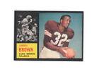 Topps Jim Brown Single Football Trading Cards
