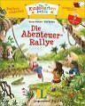 Englisch entdecken: Die Kindergartenbande. Die Abenteuer-Rallye von Elke Broska und Susan Niessen (2010, Gebundene Ausgabe)