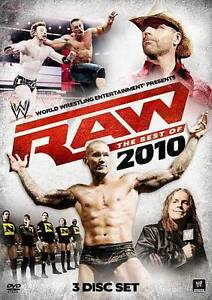 WWE-Raw-The-Best-of-2010-DVD-2011-3-Disc-Set-BRAND-NEW-WWF-WCW-TNA-ECW