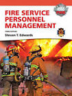 Fire Service Personnel Management with MyFireKit by Steven T. Edwards (Hardback, 2009)