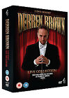 Derren Brown - Live Collection (DVD, 2011, 3-Disc Set, Box Set)