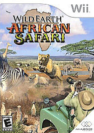 Wild Earth: African Safari  (Wii, 2008)