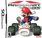 Mario Kart Nintendo DS Rating E-Everyone Video Games