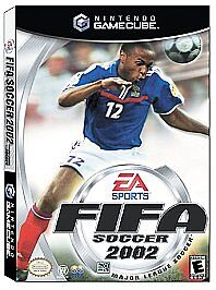 FIFA Soccer 2002 Major League Soccer GameCube, 2001 COMPLETE - SUPER NICE - $16.50