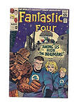 Inhumans Marvel Silver Age Fantastic Four Comics Not Signed
