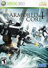 Armored Core 4 (Microsoft Xbox 360, 2007) - European Version