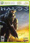 Halo 3 -- Spanish Edition (Microsoft Xbox 360, 2007)