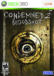 Condemned 2: Bloodshot  (Xbox 360, 2008)