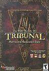 Elder Scrolls III: Tribunal (PC, 2002) - European Version