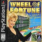 Wheel of Fortune (Sony PlayStation 1, 1998)