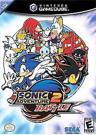 Sonic Adventure 2 Battle (GameCube, 2002)
