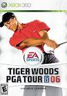 Tiger Woods PGA Tour 06 (Microsoft Xbox 360, 2005) - European Version