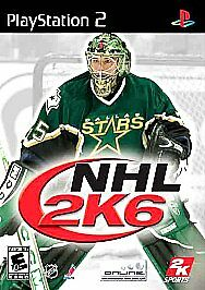 NHL-2K6-PS2-Acceptable-Video-Games