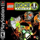 LEGO Rock Raiders  (PlayStation, 2000) (2000)