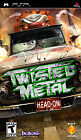 Twisted Metal: Head-On (Sony PSP, 2005) - European Version