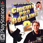 Brunswick Circuit Pro Bowling 2 (Sony PlayStation 1, 2000) - European Version