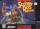 Scooby-Doo Mystery (Super Nintendo Entertainment System, 1995)