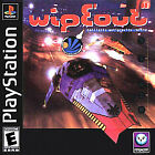 WipEout (Sony PlayStation 1, 1996)