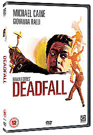 Deadfall-DVD-1968-Michael-Caine-Giovanna-Ralli-David-Buck