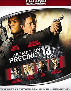 BRAND-NEW-Assault-on-Precinct-13-HD-DVD-SEALED-Ship2day