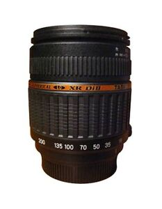 Tamron LD 18-200mm f/3.5-6.3 XR Di-II As...