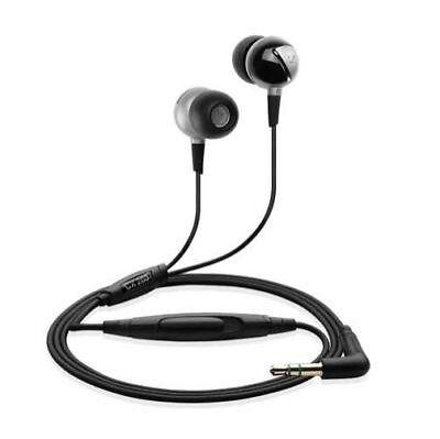 Sennheiser CX 280 Stereo Earphones with Volume Control (Black)