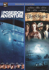 Details About Double Feature The Poseidon Adventure Blackbeard Dvd Widescreen New