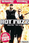 Hot Fuzz (DVD, 2007, Full Frame)