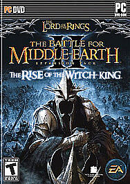 Lord-of-the-Rings-Battle-for-Middle-Earth-II-Rise-of-the-Witch-King-PC-disc-only