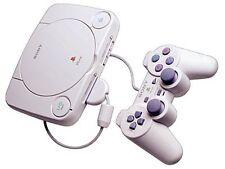 Consoles de jeux vidéo blanc Sony PAL