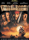 Pirates of the Caribbean: The Curse of the Black Pearl (Blu-ray Disc, 2008)