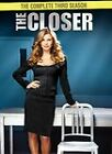 The Closer - The Complete Third Season (DVD, 2008, 4-Disc Set)