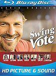 Swing Vote (Blu-ray Disc, 2009)