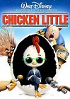 Chicken Little DVDs