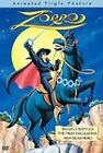 Zorro: The First Encounter/Beastly Battles/High Seas Hero (DVD, 2004)