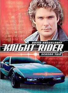 Details about Knight Rider - Season Two