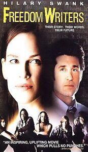 Patrick Dempsey Hilary Swank Scott Glenn Freedom Writers NEW DVD