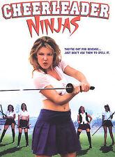 Cheerleader Ninjas (DVD, 2003)