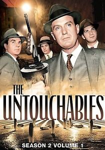 The Untouchables - Season Two, Vol. 1, New DVD, Abel Fernandez, Russ Conway, Lew