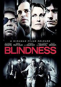 Blindness DVD