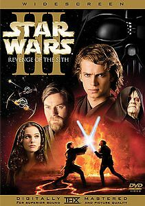 Star-Wars-Episode-III-Revenge-of-the-Sith-DVD-2005-2-Disc-Set-Widescreen