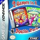 Power Rangers Double Pack: Ninja Storm & Time Force (Nintendo Game Boy Advance, 2005)