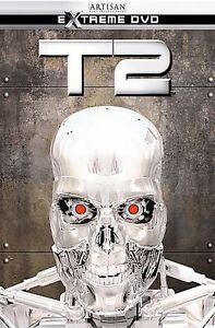 RARE T2: Extreme Edition NEW DVD 2-Disc Set Artisan