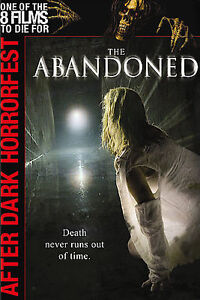 The Abandoned DVD, 2007 ..Excellent Horror Movie After Dark Horrorfest Special - $3.00