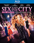 Sex and the City - The Movie (Blu-ray Disc, 2008, Extended Cut)