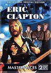Eric Clapton - Masterpieces (Collectors Special Edition)-DVD-Eric Clapton