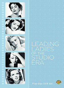NEW-The-Leading-Ladies-Collection-5-DVD-Set-SEALED