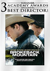 Brokeback Mountain (DVD, 2006, Anamorphic Widescreen)