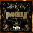 Pantera - Official Live (101 Proof/Live Recording, 1997)